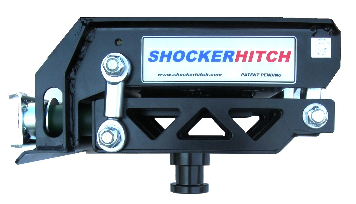 Shocker Hitch 5th Wheel Hitch Installed