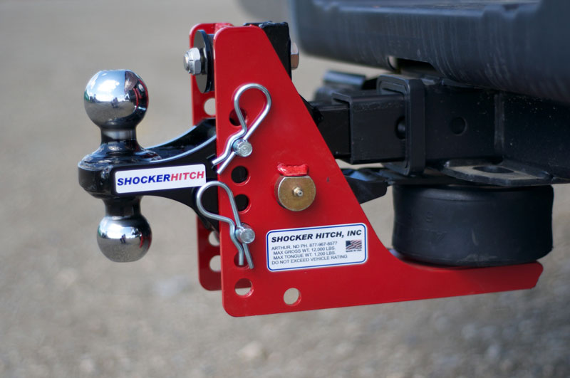 Shocker Receiver Air Hitch
