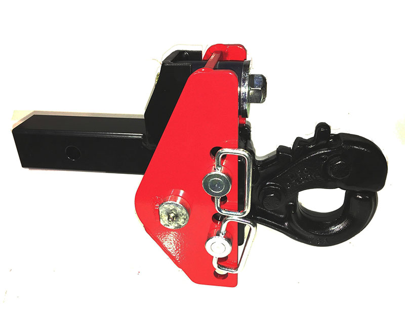 Impact Pintle Hook Ball Mount